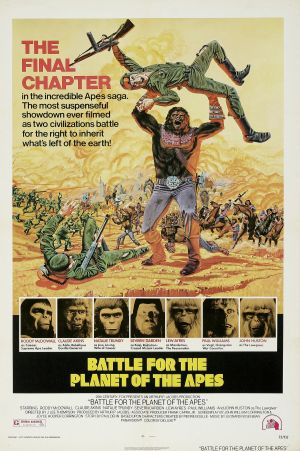 Battle for the Planet of the Apes