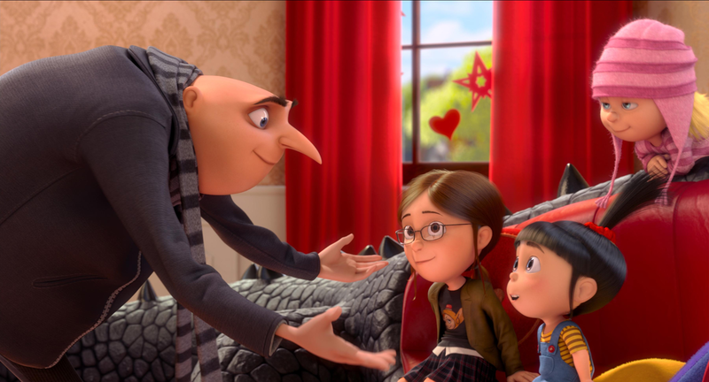 Despicable Me 2 triumphs in July