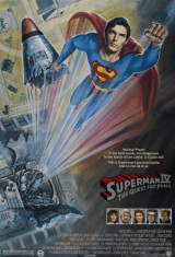 Superman IV Quest For Peace