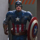 Captain America shields off The Muppets' challenge