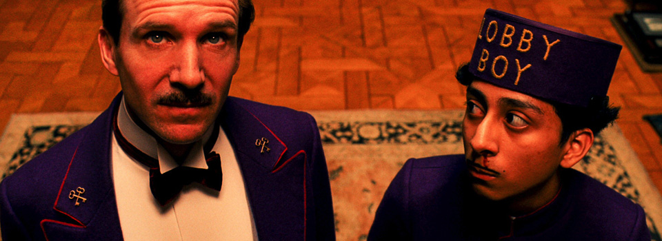 The Grand Budapest Hotel awarded for its consistency